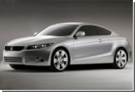 Серийное купе Honda Accord будет похоже на концепт