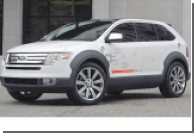 Ford показал гибридный электромобиль