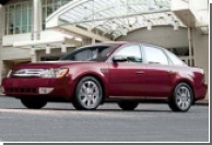В Детройте состоялся дебют Ford Five Hundred 2008