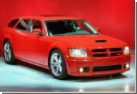В Детройте показали обновленный Dodge Magnum 2008