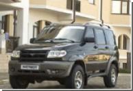 UAZ Patriot стал самым продаваемым автомобилем