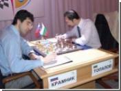 ФИДЕ отказала Топалову в реванше с Крамником
