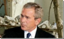 """Новая стратегия США: Буш готовит """"памятку"""" правительству Ирака"""