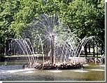Старинные фонтаны Ораниенбаума будут восстановлены