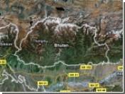 В Бутане произошла серия взрывов