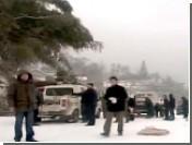 В автокатастрофе на обледеневшей дороге погибли 25 китайцев