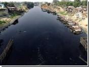 В Бангладеш взорвался подводный газопровод