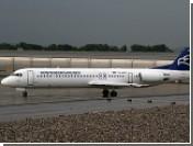 В Черногории в пассажирский самолет попала пуля