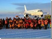 Регулярное авиасообщение Австралия-Антарктида открыто