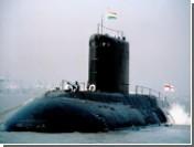 Индийская подлодка столкнулась с сухогрузом