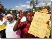Кенийские оппозиционеры объявили о новых акциях протеста