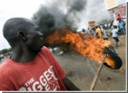 В кенийских беспорядках погибли семь человек