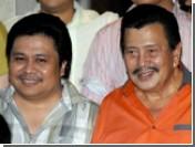 Суд Филиппин не стал арестовывать счета бывшего президента Джозефа Эстрады