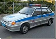 В Москве задержали угонщика милицейского авто