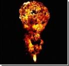 В столице прогремел мощный взрыв