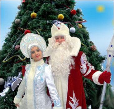Откуда Дед Мороз и почему 1 января Новый год