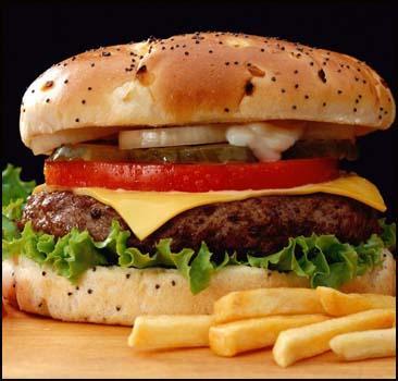 Духи с ароматом гамбургера смели с прилавков