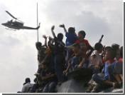 Таиландский скайдайвер приземлился на десятилетнюю девочку