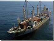 Сомалийские пираты освободили турецкое судно