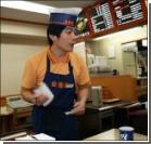 Официанты суши-бара разделались с грабителями