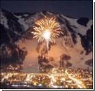 Террорист испортил Новый год на горнолыжном курорте
