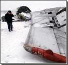 В Антарктиде разбился самолет снабжения