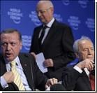 В Давосе вспыхнул скандал между Израилем и Турцией
