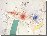Фонд Жоана Миро пополнился 17 рисунками художника