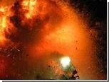 В Китае взорвалась подпольная фабрика фейерверков
