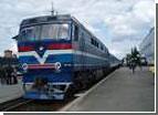 На Тернопольщине с рельсов сошел поезд. Движение парализовалось на несколько часов