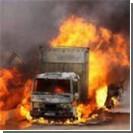 Мужчина взорвал автомобиль, желая его подогреть
