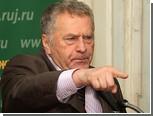 Парламент Чечни потребовал отставки Жириновского