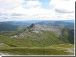 Шотландец выжил после падения с 300-метровой высоты