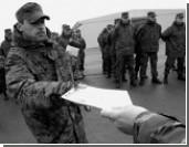 На российскую базу в Южной Осетии направят срочников
