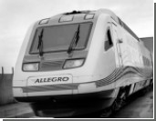 Новый российский скоростной поезд сбил двух человек