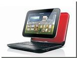 Lenovo скрестит планшет с ноутбуком