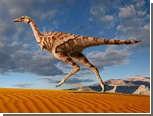 В Китае нашли однопалого динозавра