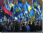 Украинские националисты пройдут маршем по центру Одессы