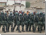 В Китае обстреляли тибетских демонстрантов