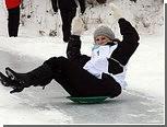 В Екатеринбурге состоится чемпионат по скоростному спуску на ледянках