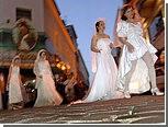 Политик предложил запретить бразильским невестам венчаться без трусов