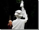 Тайвань отказался от возведения скульптуры богини демократии