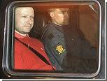 Защита и обвинение отказались от повторной экспертизы Брейвика