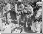 """Морпехи США устроили """"золотой душ"""" убитым талибам"""