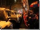 Более 60 полицейских пострадали в результате беспорядков в Белфасте