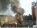 """Лондонский вокзал """"Виктория"""" эвакуировали из-за пожара"""