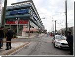 В Греции из автомата Калашникова обстреляли кабинет премьера
