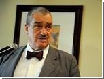 Кандидат в президенты Чехии попал в ДТП
