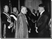 Римско-Католическая Церковь приобретала недвижимость на деньги фашистов