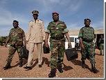 Африканские военные прибыли в Мали